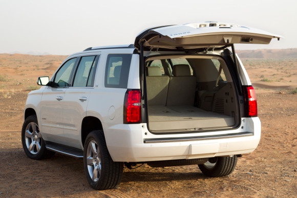 2015 Chevrolet Tahoe ReviewMotoring Middle East: Car news ...
