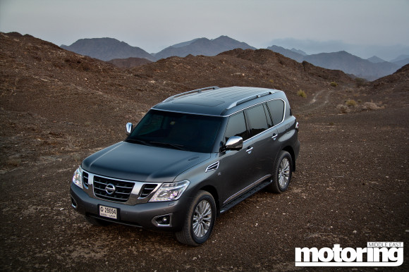 2014 Nissan Patrol Review Middle East