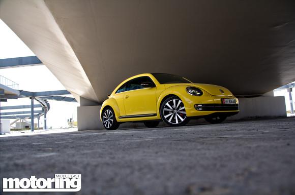 2014 Volkswagen Beetle 2.0 TSI 210