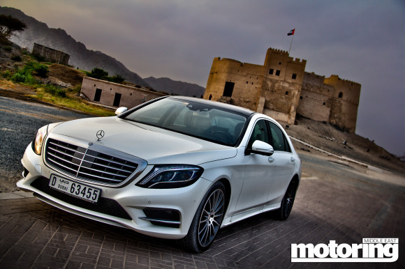 Mercedes-Benz S-Class S400 for Middle East