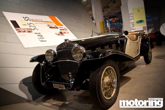 Fiat Museum, Centro Storico, Turin, Italy
