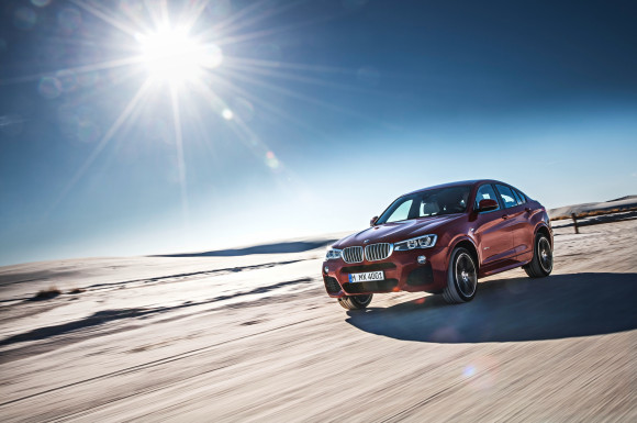 2014 BMW X4