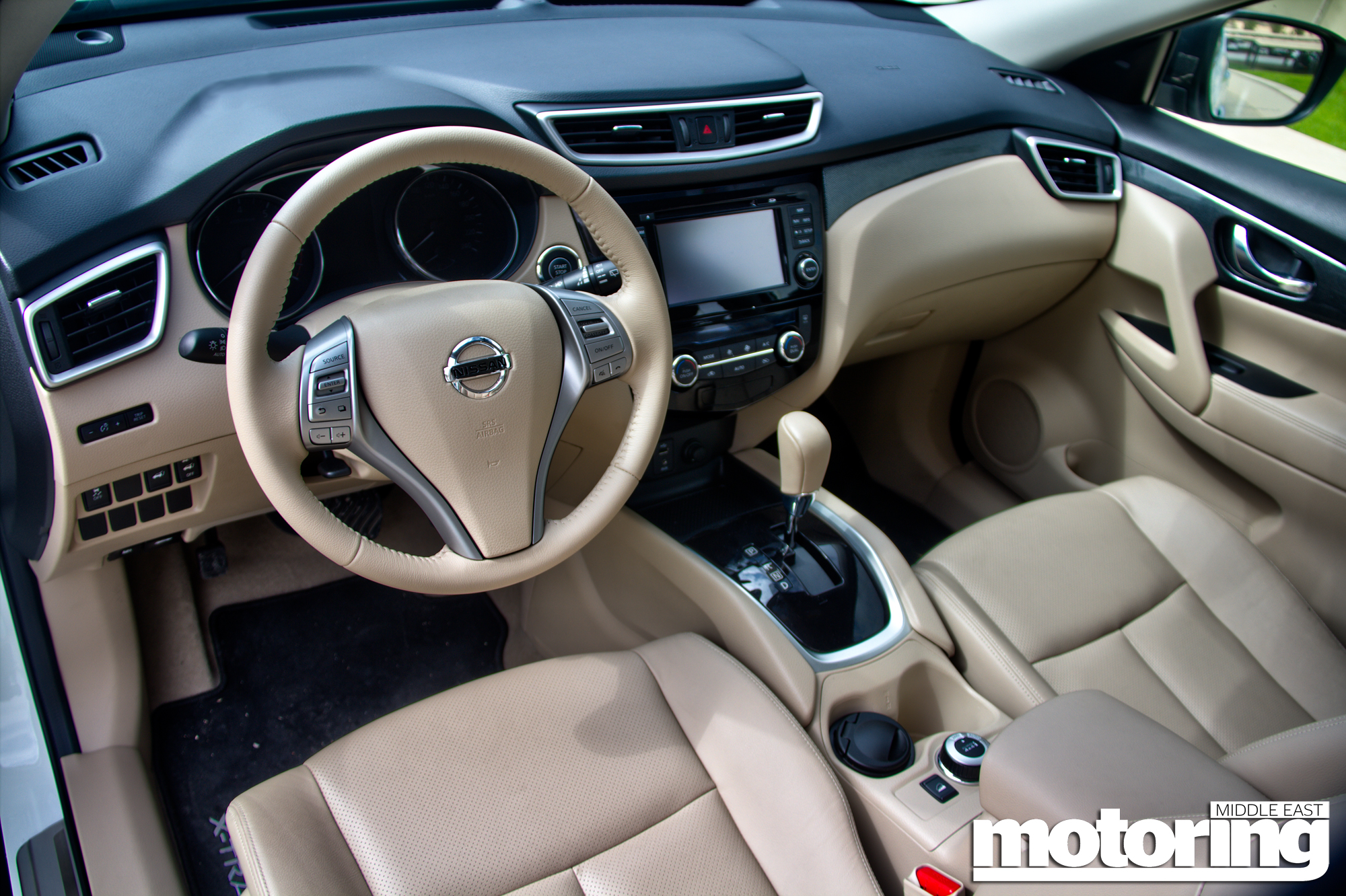 2015 Nissan X-Trail ReviewMotoring Middle East: Car news