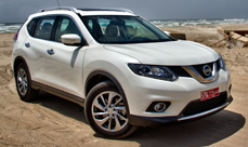 2015 Nissan X-Trail review