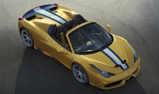 2014 Paris Auto Show - Ferrari Speciale A
