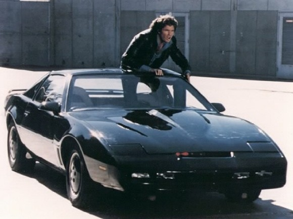 Knight Rider - self-driving car