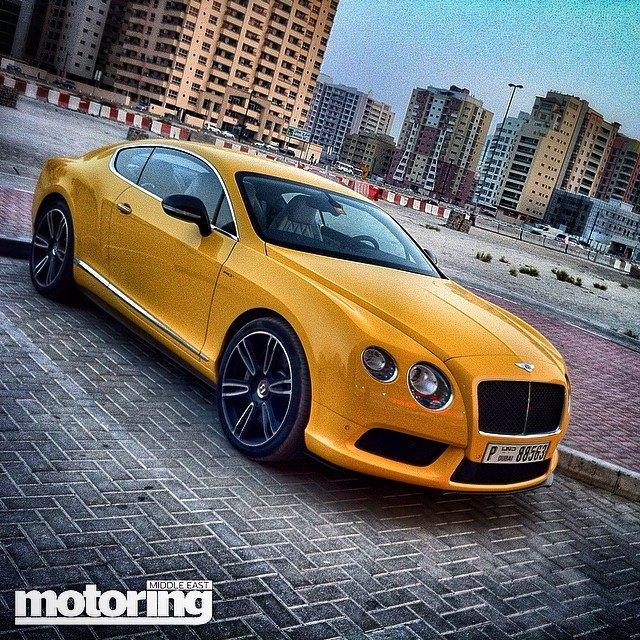 Bentley Cars Review Release: Bentley Continental GT V8S