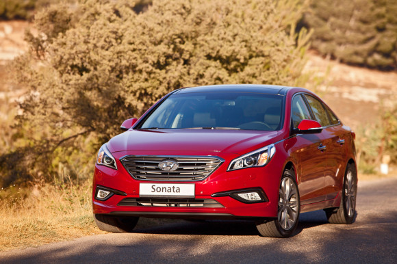 2014 Hyundai Sonata Review Middle East Specs And