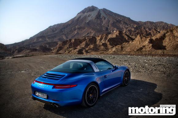 7 reasons why the 2014 Porsche 911 Targa is THE best current Porsche