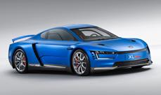 2014 Paris Auto Show - VW XL Sport