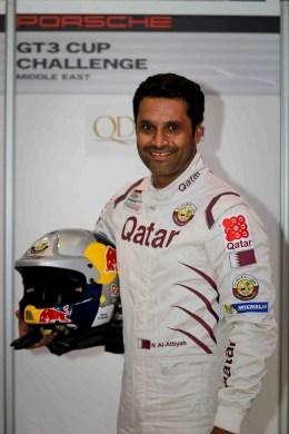 Porsche GT3 Cup Challenge Middle East 2014-2015