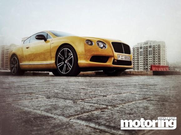 Bentley Continental GT V8S