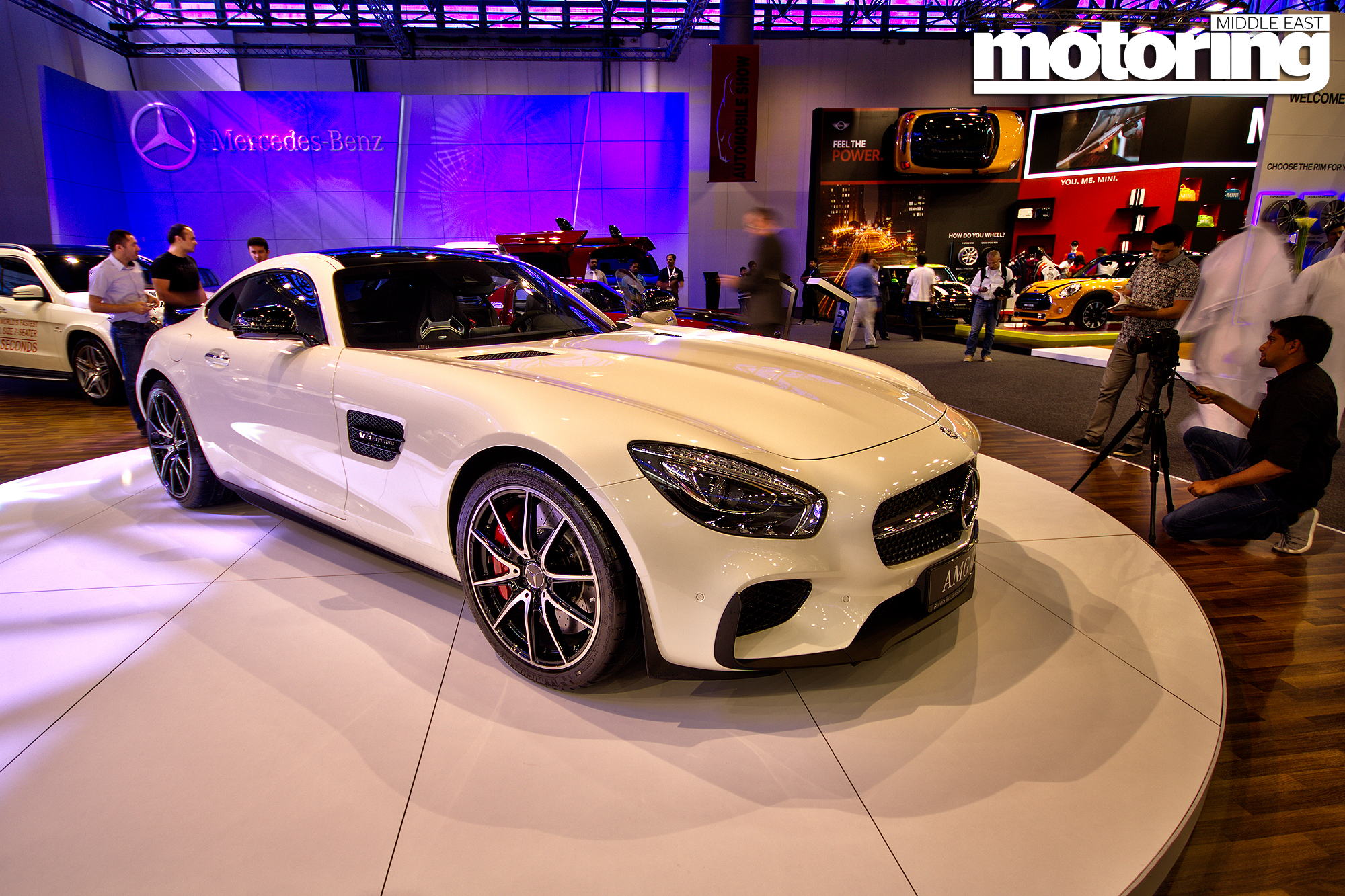 2014 Sharjah Motor Show - ReportMotoring Middle East: Car