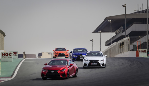 2015 Lexus RC & RC F – tested by you!