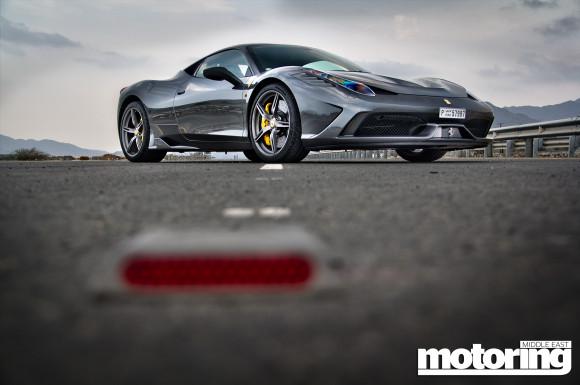 2014 Ferrari 458 Speciale Review