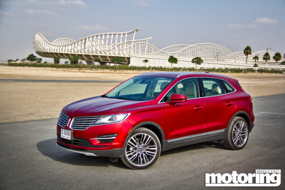 2015 Lincoln MKC – Quick first drive