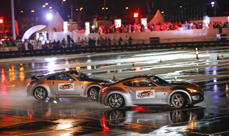 Longest Twin Drift record set in Dubai