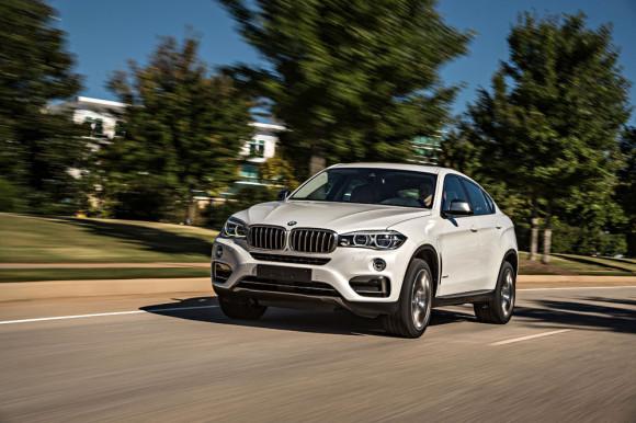 2015 BMW X6 Launch
