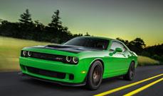 Dodge Challenger Launch