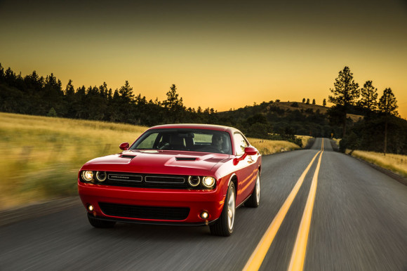 Dodge Challenger Launch