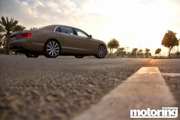 2015 Bentley Flying Spur V8 Review
