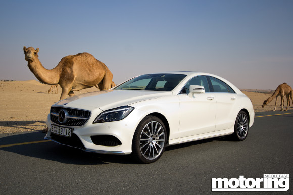 2015 Mercedes CLS 500 review