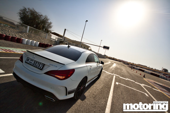 2014 Mercedes CLA 45 AMG Review