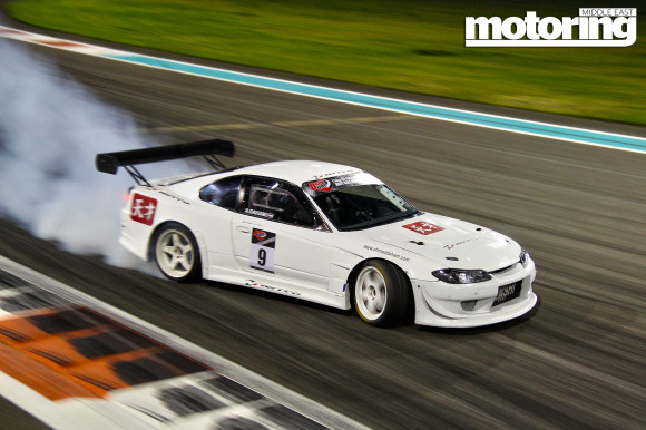 Drift UAE 2014-2015 Round 2 Report