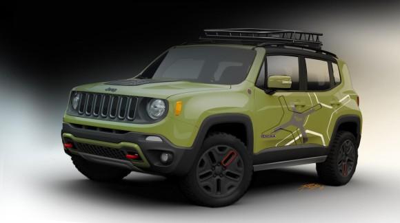 Jeep Renegade Mopar