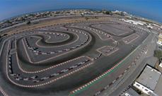 New Kart Track in RAK - Ras Al Khaimah, UAE