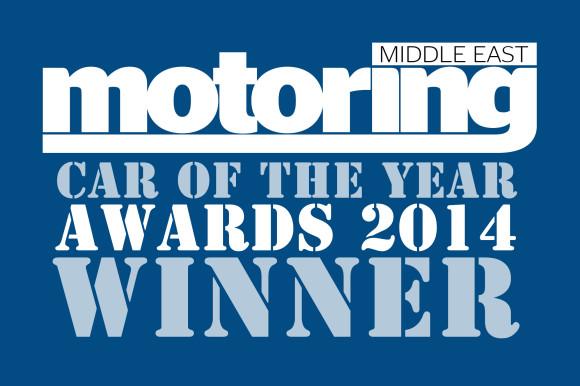 2014 Motoring Middle East Car Awards