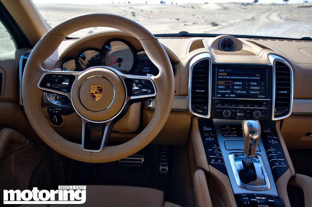 2015 porsche cayenne s reviewmotoring middle east: car news, reviews