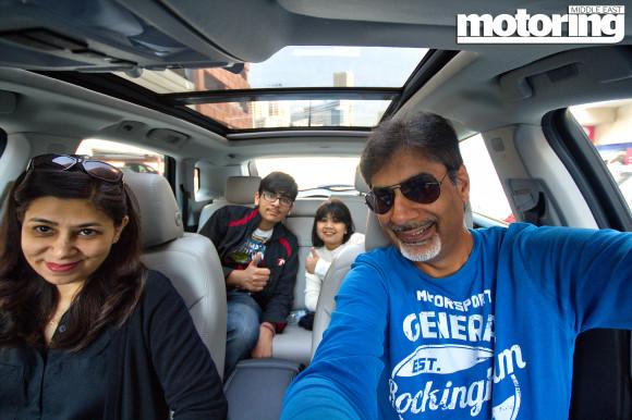 Family fun with 2015 Cadillac SRX