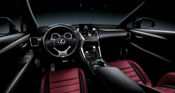 2015 Lexus NX launched in Dubai