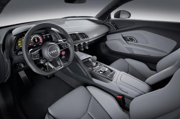 2016 Audi R8