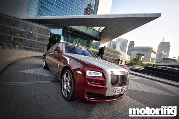 2014 Rolls-Royce Ghost Series II review