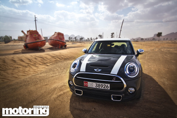 2014 Mini Five Door Cooper S Review