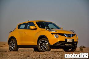 2015 Nissan Juke – review