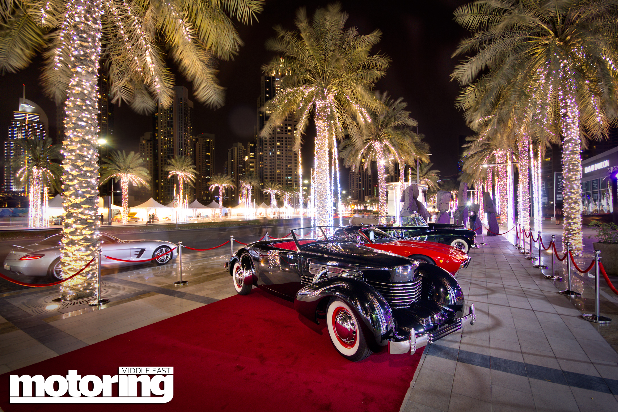 2017 Emirates Clic Car Festival Report And Winners