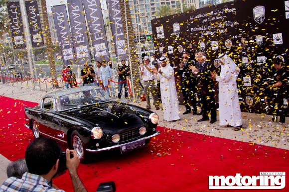 2015 Emirates Classic Car Festival