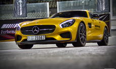 2015 AMG GT S first drive