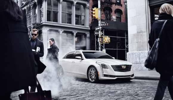 Cadillac CT6 – the new luxury flagship