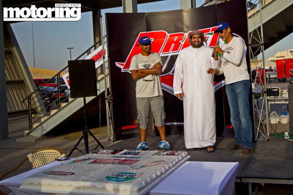 Motoring Middle East recognition