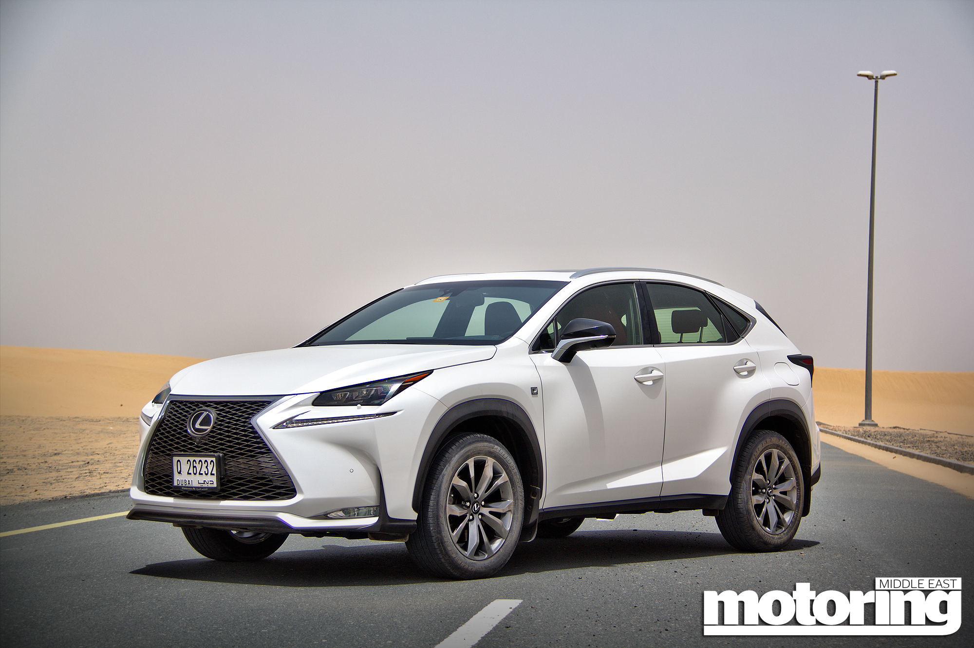 2015 lexus nx 200t video reviewmotoring middle east car news reviews and buying guides. Black Bedroom Furniture Sets. Home Design Ideas
