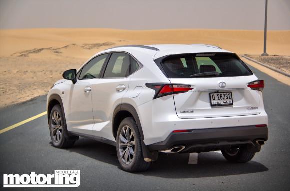 2015 Lexus NX 200t video review