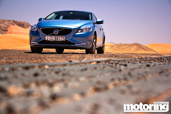 2014 Volvo V40 T5 video review