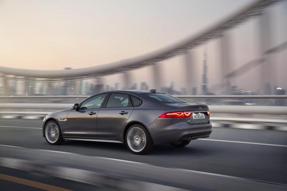 2015 Jaguar XF