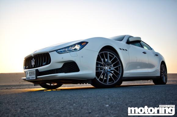 2015 Maserati Ghibli Q4 S