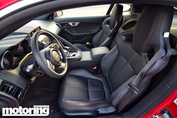 2015 Jaguar F-Type Coupe V6