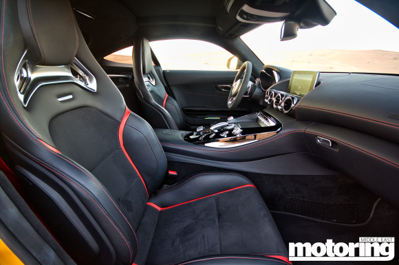 2015 Mercedes AMG GT S – Video review